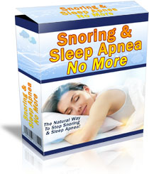 Snoring & Sleep Apnea No More™
